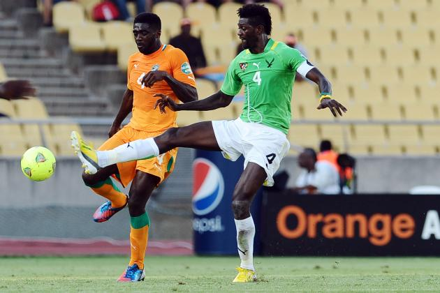Africa Cup of Nations 2013: Day 4 Scores and Results Summary