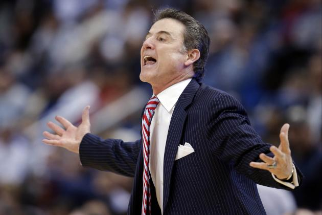 Pitino Makes a Call in Favor of Refs' Impartiality