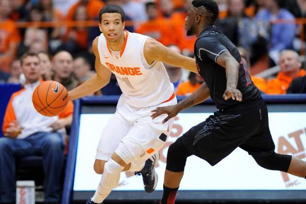 Guard Play Critical for Syracuse Success