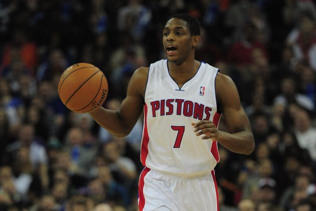 Pistons Look for Second-Half Improvement from Brandon Knight