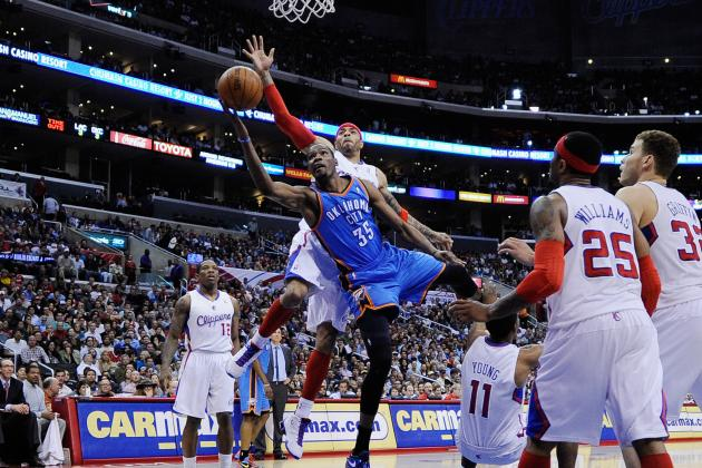 Thunder vs. Clippers: Key Players in Western Conference Showdown