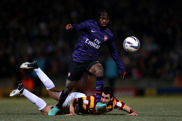 Gervinho: Inconsistent Forward's Performance vs. Togo Proves Worth for Arsenal