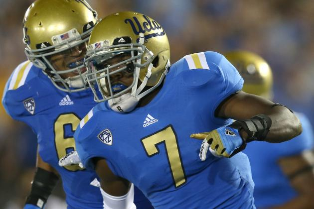 UCLA Football: Interview with Tevin McDonald