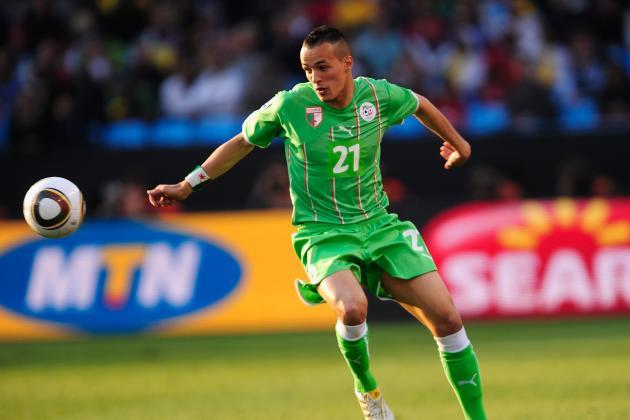 Gamecast: Tunisia vs. Algeria - African Nations Cup - ESPN FC