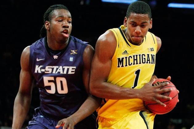 Purdue Wanted Michigan's Glenn Robinson III -- but Ran out of Scholarships