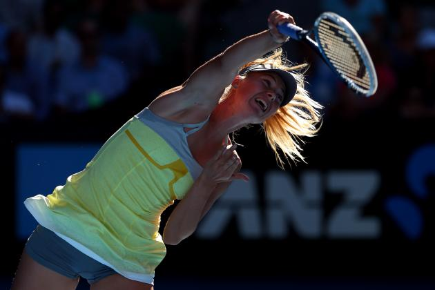 Maria Sharapova: Dominating Start Does Not Guarantee Aussie Open Title
