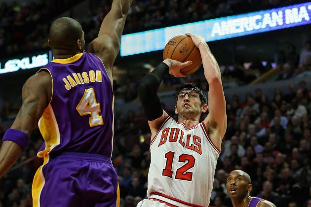 The Lakers Are No Match for Bulls
