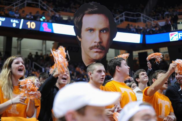 Vote Rocky Top Rowdies for Student Section of the Year