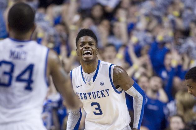 Kentucky Basketball 2012-13: Will Wildcats Crack Top 25 Again This Season?