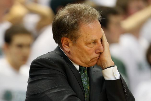 Michigan State Coach Tom Izzo: 'We're Not as Solid as We Were Last Year Yet'