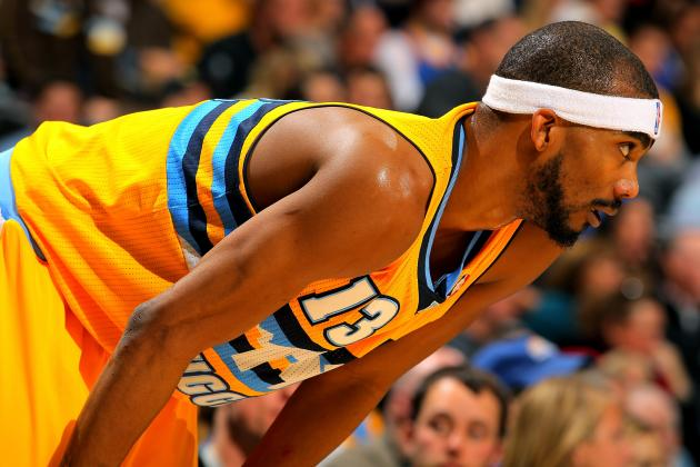 Nuggets' Corey Brewer a Force on Fast Break This Season