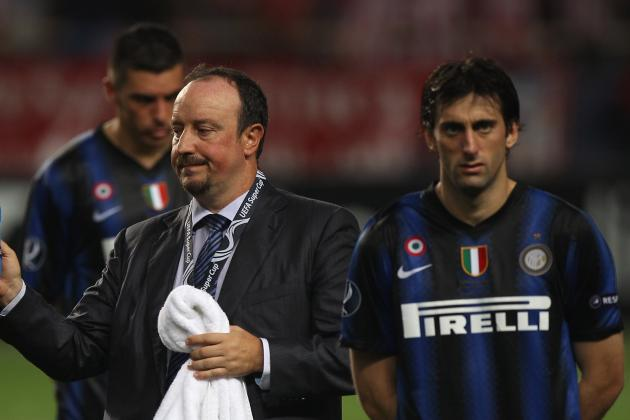 Rafa Benitez Says That Marco Materazzi Is a Lying Liar Who Lies