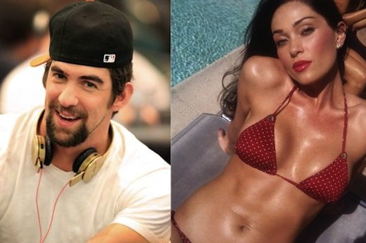 Michael Phelps Rumored to Be Dating Woman Famous for Leaked Sex Tape