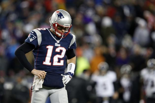 Ed Reed: Tom Brady Texted Me to Apologize for Slide