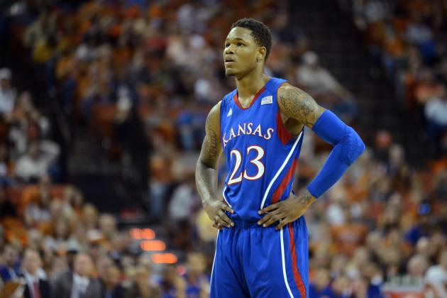 Ben McLemore Wins Big 12 Rookie of the Week