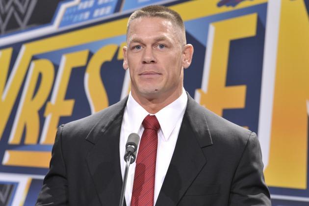WWE Royal Rumble 2013 Results: John Cena Eliminates Ryback to Win Rumble