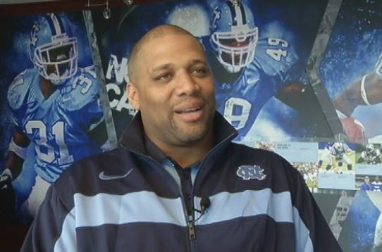 UNC Defensive Line Coach Deke Adams Departs for South Carolina