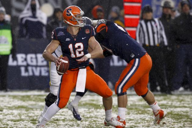 Senior Bowl 2013: Ranking Top Quarterbacks Heading into NFL Draft