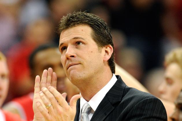Steve Alford Irate About Pollsters' Mountain West Disrespect