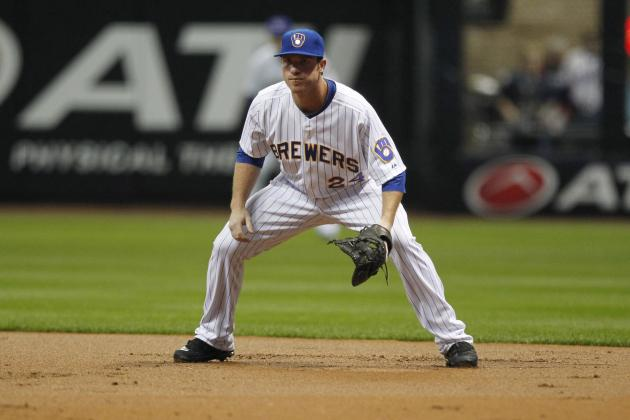 Ron Roenicke Says He's Comfortable with Mat Gamel at 1B
