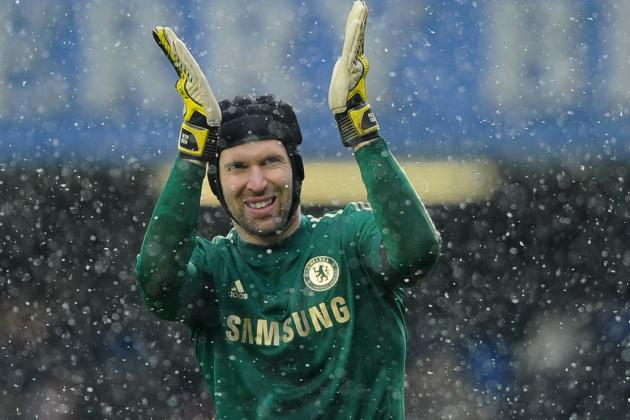 Petr Cech Says There Is Still a Place for Veteran Blues Players