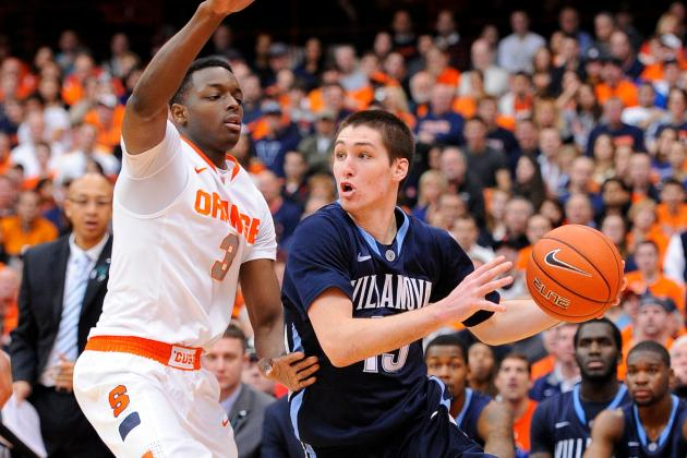No Easy Entry into Big East for Villanova's Ryan Arcidiacono