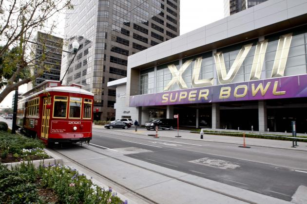 Super Bowl 2013: Complete Start Time and Viewing Guide for Super Bowl XLVII