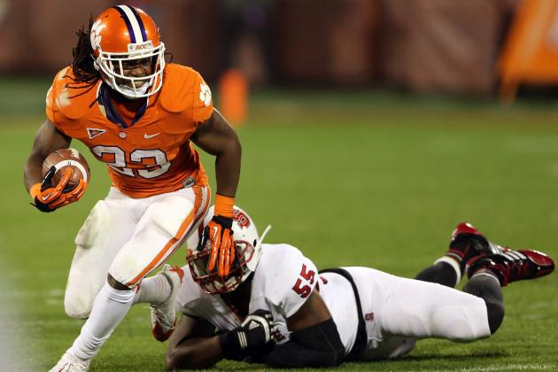 Andre Ellington Using Senior Bowl to Show NFL Scouts That Size Isn't Everything