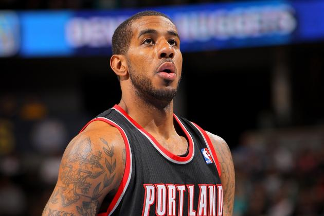 Lowe: LaMarcus Aldridge Should Make All-Star Team