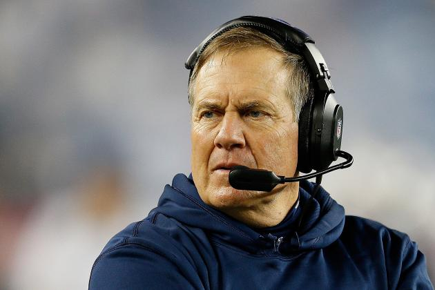 Belichick Does Things His Way, Like It or Not