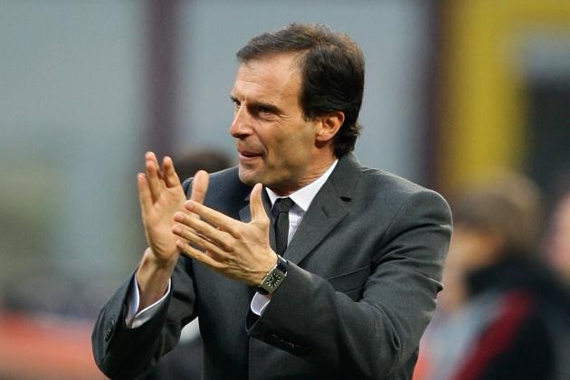 Allegri: Milan May Miss Out on Champions League