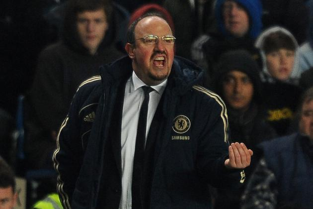 Former Inter Milan Boss Rafa Benitez Hits out at Marco Materazzi