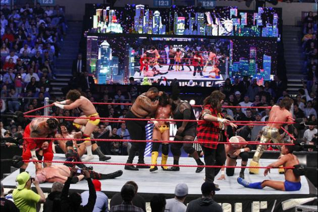 Will the Royal Rumble Make New Stars for WWE?