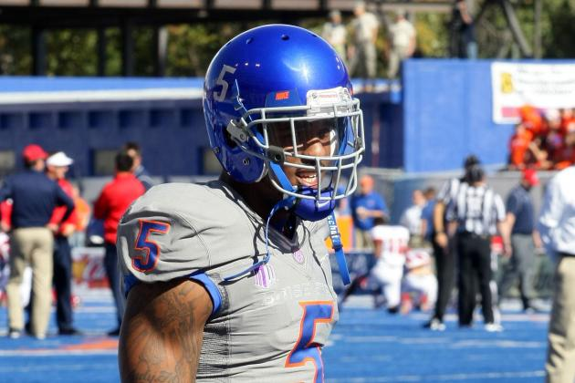 Cornerback Jamar Taylor to Represent Boise State in Senior Bowl