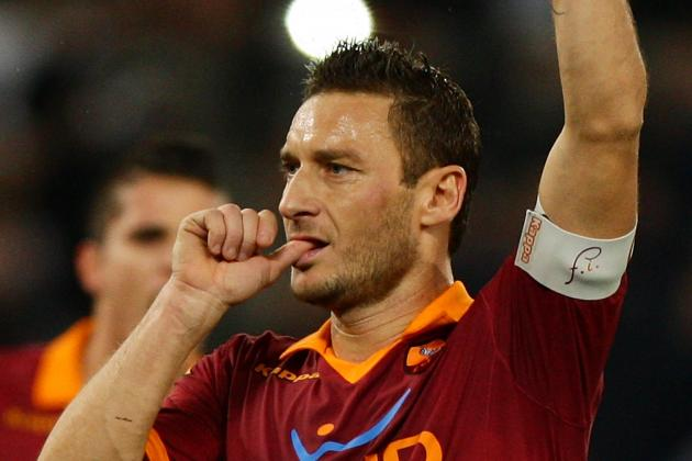 Roma: 'Totti Deserves New Contract'