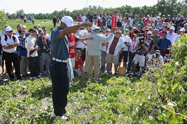 Teeing Off: Who Is to Blame for Rules Violations?