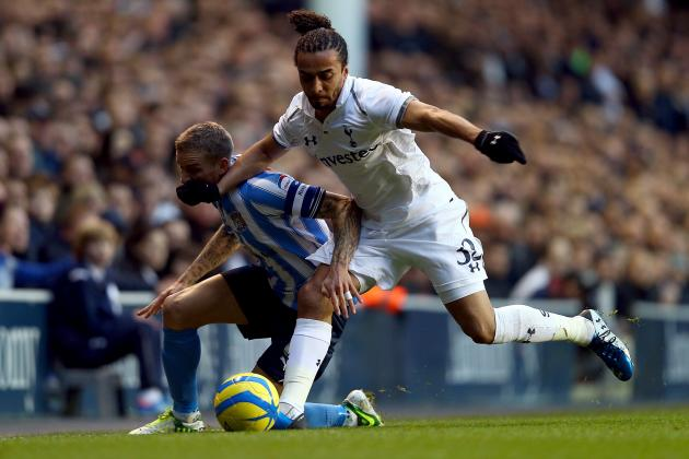Tottenham Hotspur: Assou-Ekotto Slams Naughton, Claims Left-Back Spot