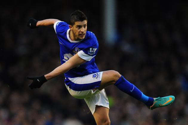 Mirallas Comeback Can Lift Everton into Top-Four Says Distin