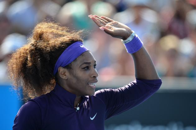 Serena Williams: How Star's Aussie Open Performance Will Impact 2013 Success