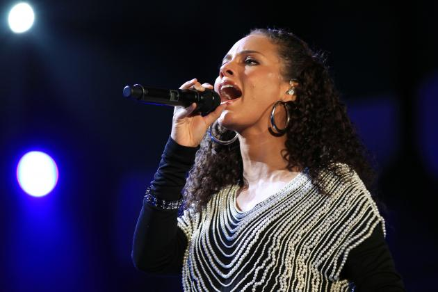 Alicia Keys Promises EXTRA a Stirring and Unique Super Bowl National Anthem