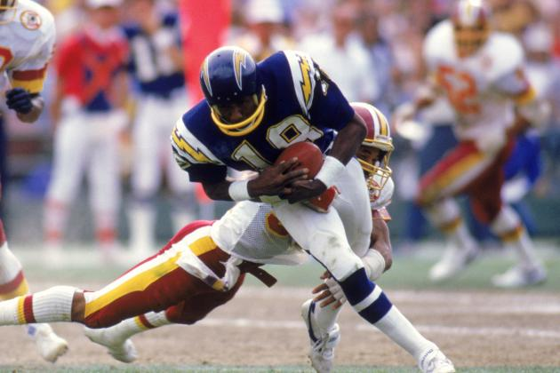 Chargers Great Charlie Joiner Announces Retirement