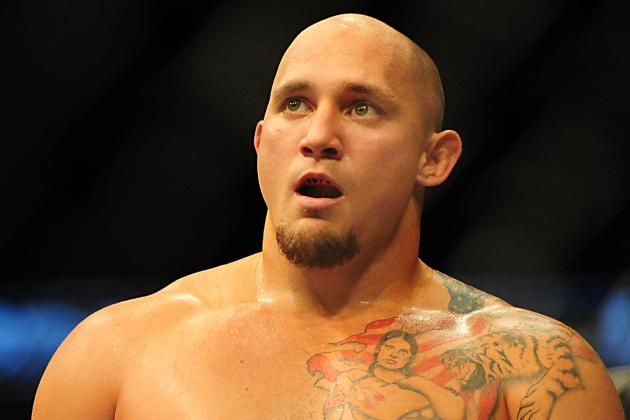 UFC on Fox 6:  Mike Russow vs. Shawn Jordan, the Fight No One Is Talking About