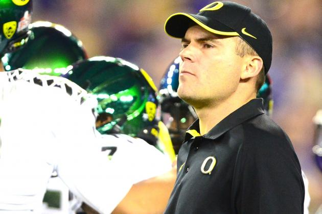 The Promotion of Mark Helfrich Might Be Oregon's Most Innovative Move Yet
