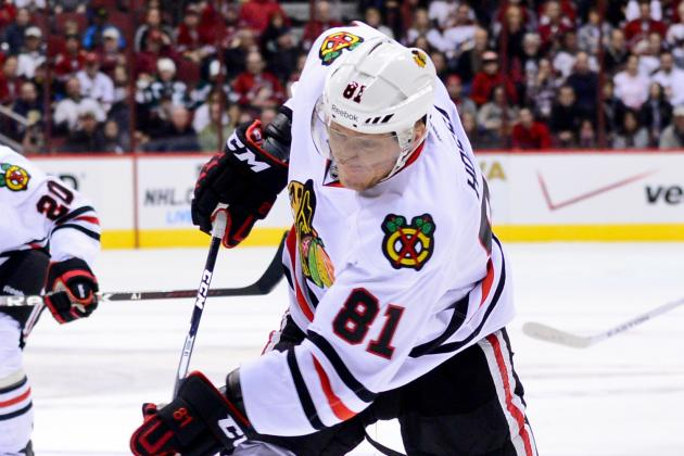 "Chicago's Hossa Says This Year's Team ""Feels Like 2010″"