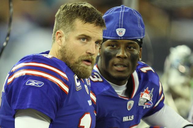 Stevie Johnson: Ryan Fitzpatrick Needs Competition