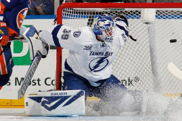 Boucher Says G Anders Lindback Not the Problem in Monday's Loss