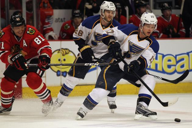 Chicago Blackhawks: Home Opener Against Blues Will Offer Stiff Test