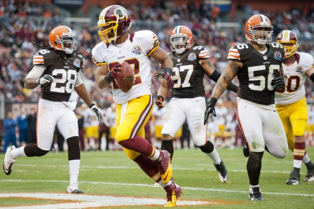 Redskins Position Review: Running Backs