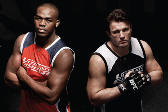 Sonnen and Jones on SportsCenter: