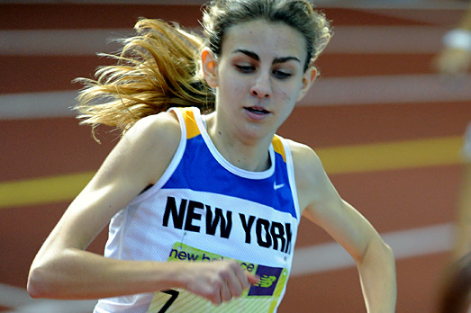 Track and Field:  Is Prep Phenom Mary Cain USA's Next Great Mid-Distance Star?